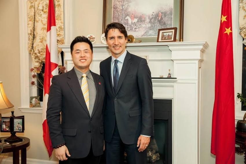 Justin-Trudeau-Cash for access
