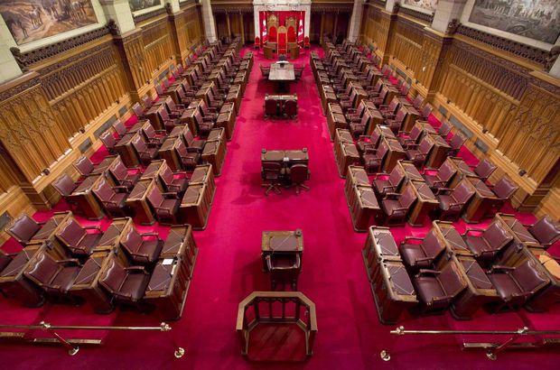 Senate - Red Chamber